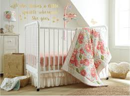 Ruffled Curtains Nursery by The Charlotte Nursery Collection Features A Beautiful Vintage
