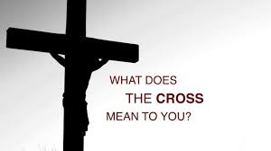 what does the cross to you on vimeo