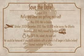 save the date emails molly and dave save the date
