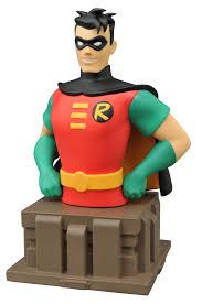 batman animated series robin bust
