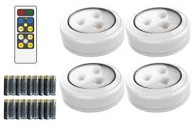 wireless led light with switch lighting best battery operated closet light powered led wireless