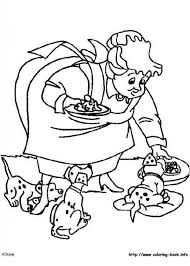101 dalmatians coloring pages coloring book 101