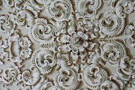 ornament baroque detail ceiling stock photo image 48409593