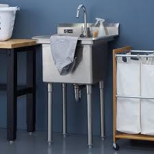 fiat drop in laundry sink sink utility sink faucet parts fiat old concrete leaking