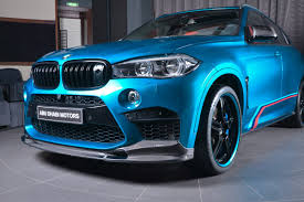 the improved bmw x6m iconic vehicle for the m performance the