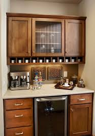 kitchen coffee bar ideas coffee bar ideas kitchen traditional with wine fridge coffee bar