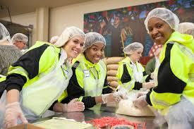 volunteer opportunities oregon food bank