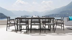 blaze 8 seater outdoor dining set lavita furniture