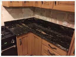 Titanium Black Granite Denver Shower Doors  Denver Granite - Kitchen sink titanium