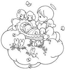 precious moment coloring pages my mom has this precious moment figurine embroidery pinterest