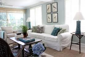 White Rattan Sofa Decorations Stunning Home Sunroom Interior Decor With Flower
