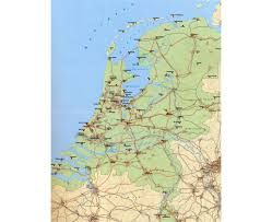 netherlands map cities maps of netherlands detailed map of netherlands in