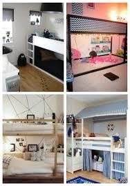 Bunk Bed Shelf Ikea 40 Cool Ikea Kura Bunk Bed Hacks Comfydwelling Com