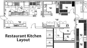 Restaurant Kitchen Floor Plans Essential Restaurant Design Guidelines For The Optimum Utilisation