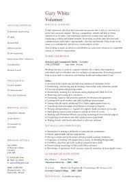 social worker resume samples where to add volunteer work on resume free resume example and volunteer work resume