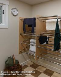 Laundry Room Pictures To Hang - best 25 laundry drying racks ideas on pinterest laundry rack