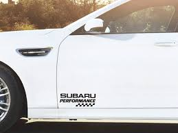 subaru legacy decals 6 x subaru stickers for brakes black indecals com