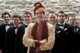 hindu wedding attire grooms groomsmen photos groom in indian attire western