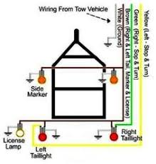 trailer pigtail wiring diagram google search teardrop camper