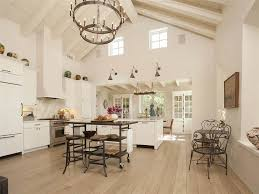 cottage kitchen with hardwood floors u0026 l shaped in santa fe nm
