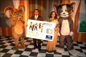debit cards for kids icici bank launches debit card for kids