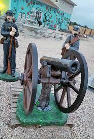 civil war lawn ornaments