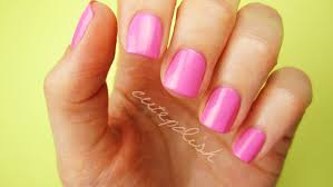 shape your nails perfectly square youtube