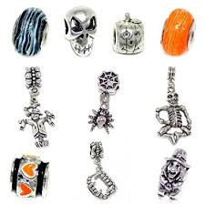 pandora bracelet with beads images Pro jewelry 10 beads of halloween charms set for jpg