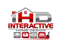 Interactive Home Design IHD Logo Design HoursLogocom - Interactive home design