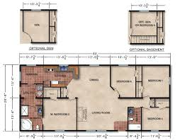 modular homes with basement floor plans modular homes floor plans and pictures michigan home plan 113 for