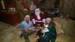 christmas lights farm rides at rockn b horse carriage farm hear bg