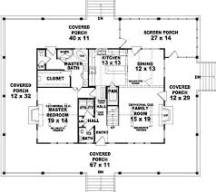 house plans with covered porch 3 bedroom 2 bath country house plan alp 0822 allplans com