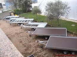cerco carrello porta auto usato vendo carrello trasporto auto 2500 kg nuovo con re 181488