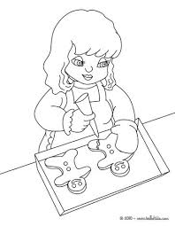 gingerbread man coloring pages 5 free xmas printables color