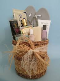 build a gift basket build a bridesmaid pering basket weddingbee