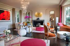 San Francisco Home Decor Magnificent Glamorous Living Room On Home Decor Ideas With