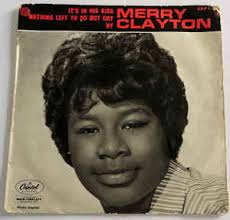 merry clayton it s in his vinyl at discogs