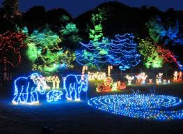 10 christmas light displays in the us family vacations u s