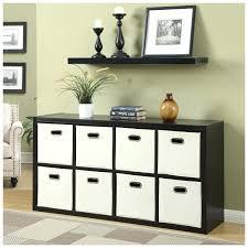 pantry can storage ikea expedit kallax 8 cube unit black brown