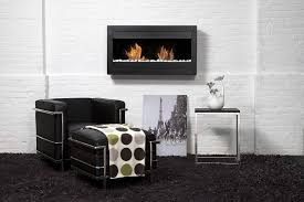 ethanol burning fireplace binhminh decoration