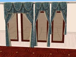 Tie Back Curtains Mod The Sims Leana Maxis Recolor U0027tieback Curtains U0027 13 Colors X