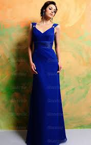 blue formal dresses can make you are in perfect appearance