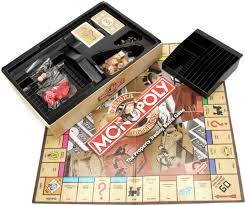 funskool monopoly deluxe edition board game monopoly deluxe