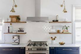 sherwin williams navy blue kitchen cabinets trend alert the cult of the blue kitchen 10 favorites