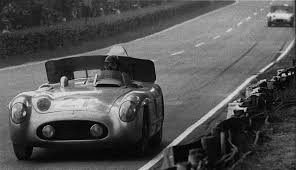 mercedes le mans the fangio moss mercedes slr at le mans 1955 with the airbrake