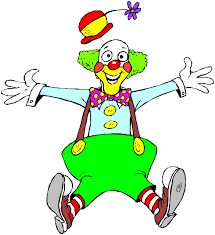 happy and loving clowns clip art library