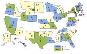 fema region map homeland response washington state department