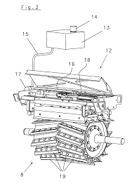 patent ep1522216a2 harvesting machine particularly self