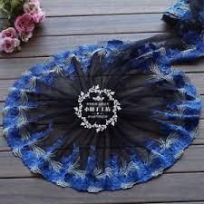 ruffled ribbon sewing lace blue ruffled ribbon diy lace dress top tablecloth