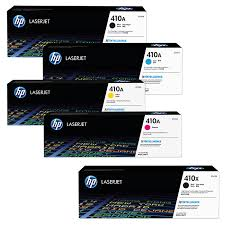 Toner Nr hp toner cartridge nr 410 tri pack cmy 3 x 5000 pages